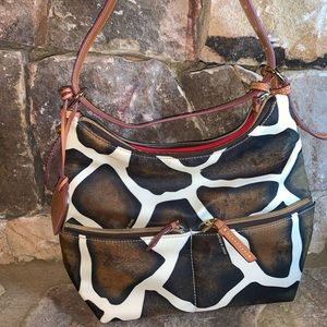 Dooney and Bourke Printed Purse